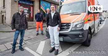 Kopierladen in Kiel wird zur DRK-Rettungswache
