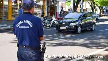 Fiscalização Guarda Municipal atendeu 780 denúncias de desrespeito à quarentena em Umuarama 01/04/2020 às - ® Portal da Cidade   Umuarama