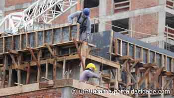 Volta Construção civil pode retornar à atividade nesta quinta-feira em Umuarama 01/04/2020 às - ® Portal da Cidade   Umuarama