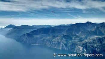 In volo con il parapendio su Malcesine e il lago di Garda - Aviation Report