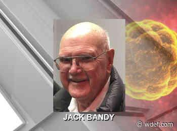 Dalton Philanthropist Jack Bandy dies from Covid-19 complications - WDEF News 12