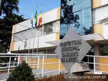 Prefeito de Casimiro de Abreu publica um novo decreto - Portal Ururau - Ururau