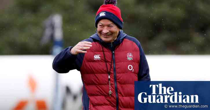 Eddie Jones says he has unfinished business as England head coach