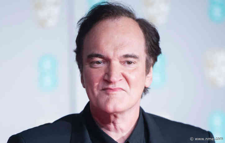Quentin Tarantino hints he's working on a 'Once Upon A Time In Hollywood' novel