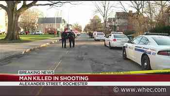 Arrest made in Alexander and Main fatal shooting