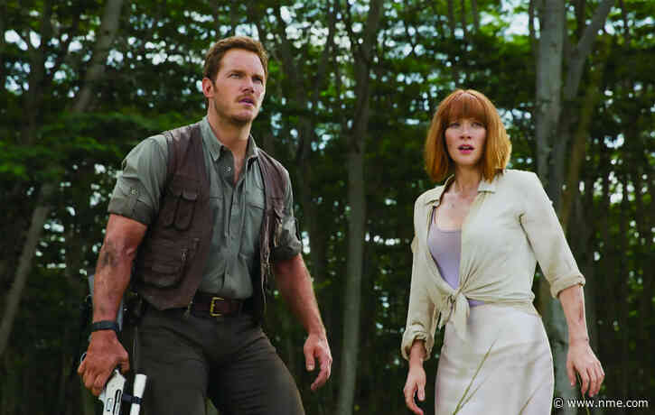 'Jurassic World: Dominion' director posts first look at the film