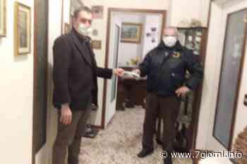 San Donato Milanese, non ha le mascherine per poter fare una visita in ospedale: gliele porta il sindaco - 7giorni