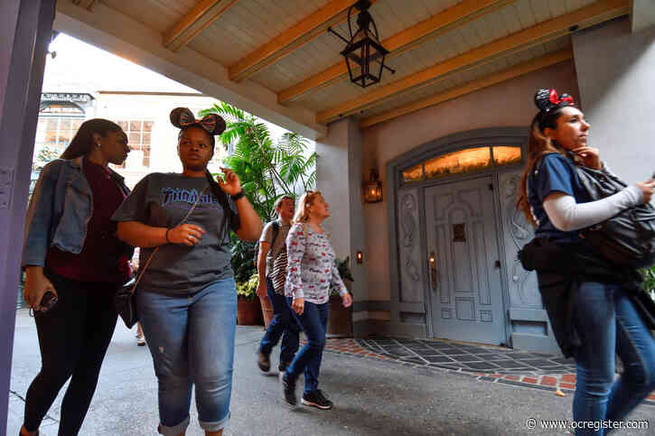 10 things you don't know about Disneyland's sort-of-secret Club 33