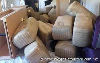 Encuentran cargamento de marihuana en Sonoyta - La Voz de la Frontera