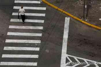 Roubos a pedestre caem mais de 70% na quarentena em Santa Maria - Diário de Santa Maria