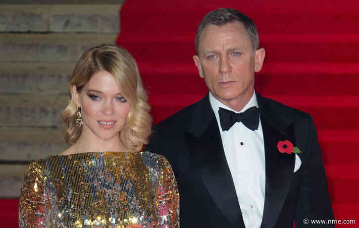 "'No Time To Die' star Lea Seydoux says James Bond is one of few ""male characters to be sexualised"""