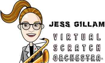Jess Gillam Launches Virtual Scratch Orchestra - uDiscover Music