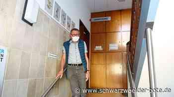 Hechingen: Corona-Bußgeld gegen Arzt Bernd Stekeler - Hechingen - Schwarzwälder Bote
