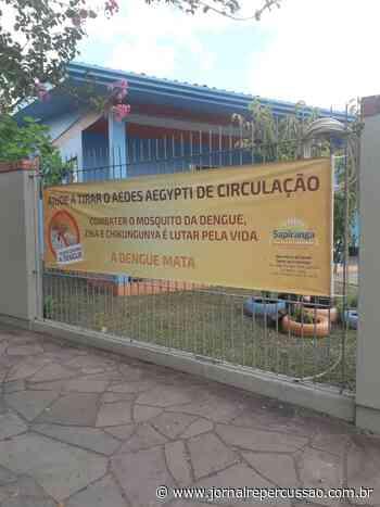 Combate ao Aedes Aegypti em Sapiranga continua - Jornal Repercussão