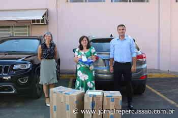 Prefeitura de Sapiranga recebe donativos de empresas para o enfrentamento ao coronavírus - Jornal Repercussão