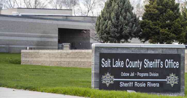 Some Salt Lake County inmates are quarantined as one is tested for the coronavirus