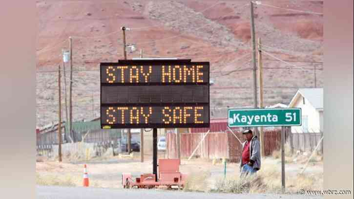 Navajo Nation takes aggressive steps to ward off virus