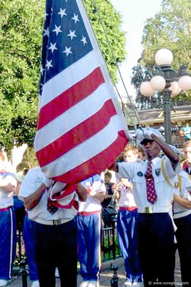 Disneyland to raise and lower American flag daily during coronavirus closure