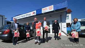 Spenden für Tafelläden im Kreis Neu-Ulm und Alb-Donau-Kreis: Großzügig: Leser spenden 70 000 Euro - SWP