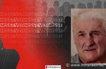 75-Jähriger aus dem Landkreis Forchheim vermisst: Polizei bittet um Hinweise
