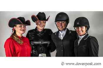 Equestrian team wins academic awards - Dover Post