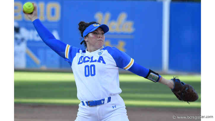 UCLA's Rachel Garcia sees whirlwind year stop abruptly with Olympic postponement