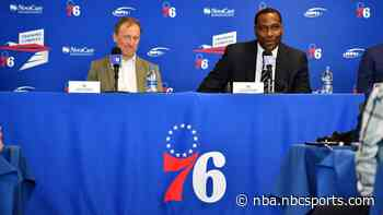 Report: 76ers happy with GM Elton Brand, who's drawing Knicks interest