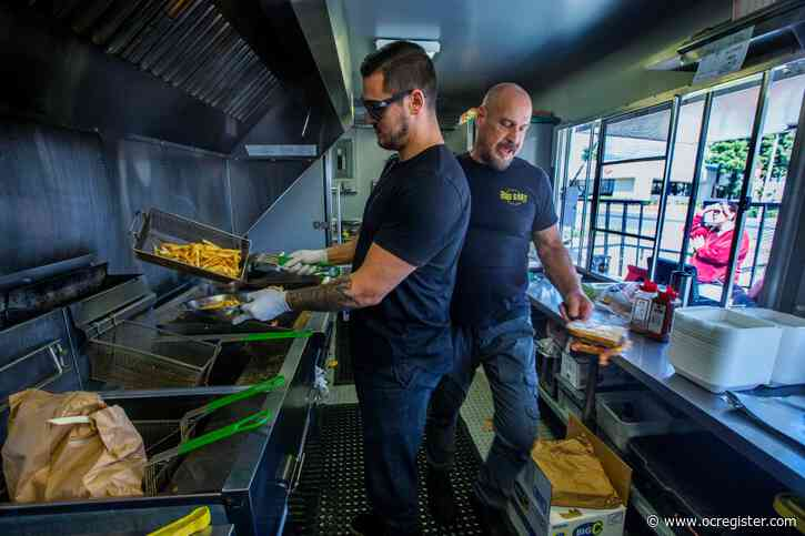 The Eat Index: OC: How food trucks are adjusting during the coronavirus pandemic 🌮 🚚