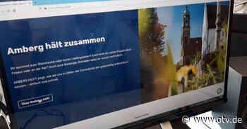 """Amberg: Wirtschaftsförderung startet Initiative """"Amberg hilft"""" - Oberpfalz TV"""