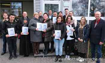 Kurs bereitet auf den Beruf vor - Region Amberg - Nachrichten - Mittelbayerische