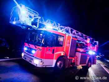 Amberg: Feuer bei Fahrzeugveredler - Hoher Sachschaden - idowa