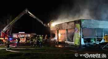 Brand in Amberg: Hinweise auf Brandstifter - Onetz.de