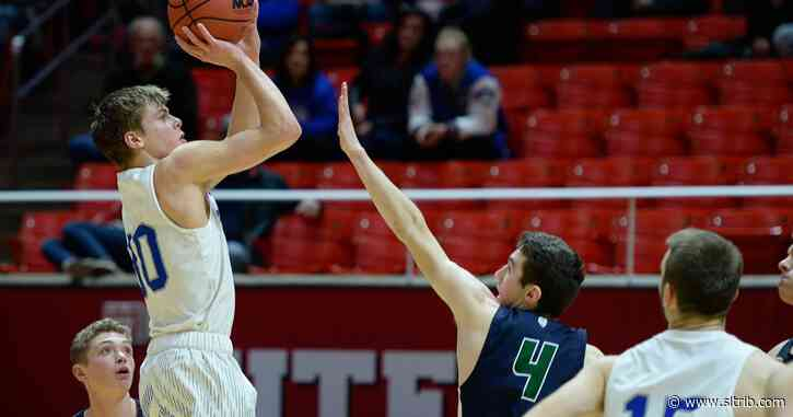 Fremont's Dallin Hall is Utah's Gatorade Boys Basketball Player of the Year