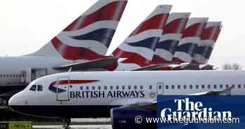 British Airways to suspend 30,000 staff amid coronavirus crisis - The Guardian