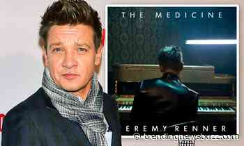 Jeremy Renner, The Avengers Hero, Releses A EP - The Medicine - Trending News Buzz