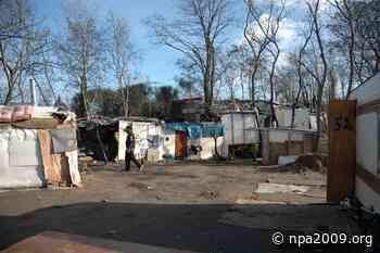 Bidonville rom de Montreuil : « Des conditions sanitaires désastreuses » - NPA