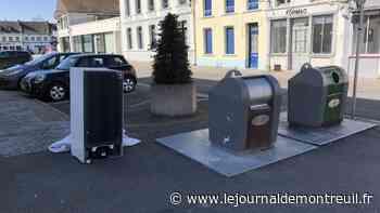 Montreuil : dépot sauvage en centre-ville - Le Journal de Montreuil