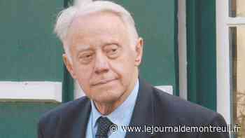 Hommage : Bernard Pion, une vie au service de Montreuil - Le Journal de Montreuil