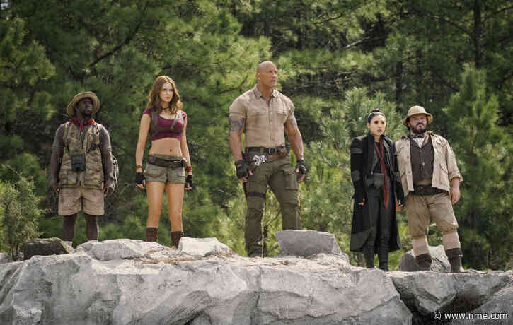 'Jumanji: The Next Level': how the film's post-credits scene will impact its sequel's cast