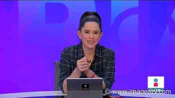 Noticias con Yuriria Sierra   Programa completo 25/03/2020 - Imagen Televisión