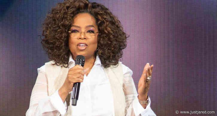 Oprah Winfrey Donates $10 Million Amid Pandemic