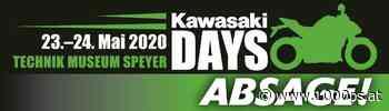 Kawasaki Days 2020 in Speyer abgesagt - 1000ps.at