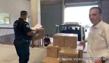 Prefeitura de Cotia é obrigada a devolver respiradores retirados de fábrica pelo vice-prefeito - Portal Visão Oeste