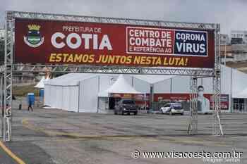 Centro de Combate ao Coronavírus de Cotia tem 90% das obras concluídas e deve ser entregue na segunda-feira (6) - Portal Visão Oeste
