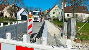 Michelbach: Nach Forchheim ist jetzt Michelbach dran - Freystädter Stadtverwaltung setzt Gesamtkonzept zur Sanierung der Gehwege in der Großgemeinde fort - donaukurier.de