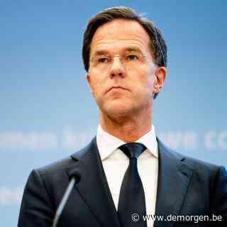 Nederlandse premier Rutte: 'Belgen, blijf weg uit Nederland!'