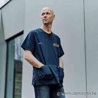 'Er is nu één ziekte waar we allemaal samen tegen vechten': het dagboek van dokter Geert Meyfroidt