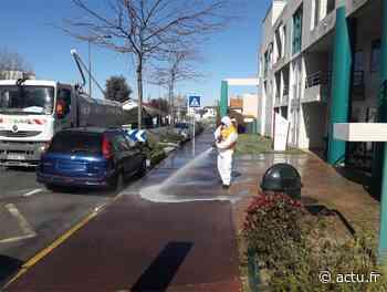 Yvelines. Le Vésinet, Chatou et Montesson se lancent aussi dans la désinfection de leurs rues - actu.fr