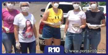 PICOS | Famílias distribuem marmitas a caminhoneiros que passam pela BR 316 - Portal R10