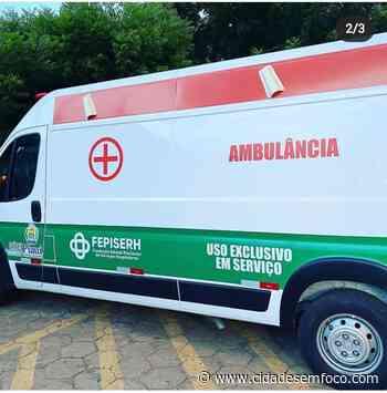 Hospital Regional de Picos recebe ambulância e contará com 10 novos leitos de UTI - Cidades em Foco